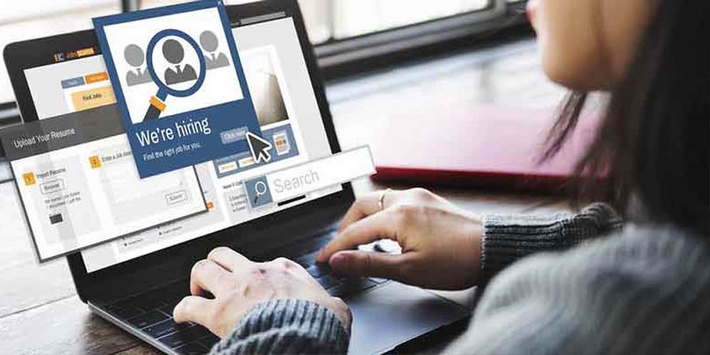 Cómo encontrar trabajo en internet rápidamente